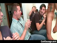 Big Jizzster Boner Homosexual Gangbang Party 14 By CockSausage