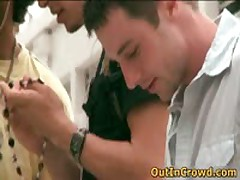 Young Guys Having Public Gay Porno 1 By OutInCrowd