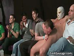 Super Hot Gay Cock Sausage Party 7 By CockSausage