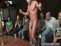 Super Hot Gay Cock Sausage Party 7 By CockSausage