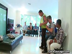 Huge Gay Cock Sucking Orgy 3 By CockSausage