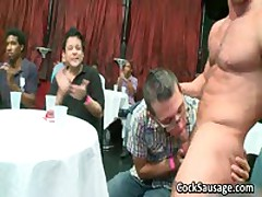 Horny And  Gay Guys Having A Party 3 By CockSausage