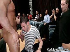 Bunch Of  Gay Guys Go Crazy In Club 6 By CockSausage