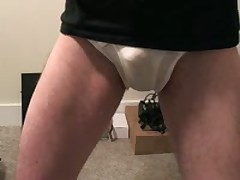 Pissing My Whities