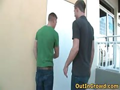 Horny Straight Hotties Get Outed In Public Place Places Free Homosexual Flicks 2 By OutInCrowd