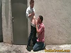 Hot Hetero Hunks Get Outed In Public Places Free Gay Clips 14 By OutInCrowd