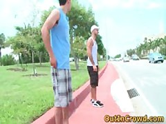 Hot Hetero Hunks Get Outed In Public Places Free Gay Clips 10 By OutInCrowd