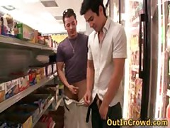 Hot Hetero Hunks Get Outed In Public Places Free Gay Clips 5 By OutInCrowd
