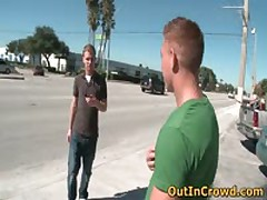 Hot Hetero Hunks Get Outed In Public Places Free Gay Clips 1 By OutInCrowd