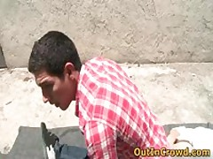 Hot Hetero Hunks Get Outed In Public Places Free Gay Clips 16 By OutInCrowd