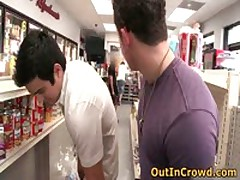 Hot Hetero Hunks Get Outed In Public Places Free Gay Clips 7 By OutInCrowd