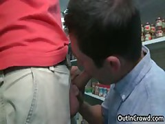 Tattooed Bro Gets Butthole Hammered Hard 5 By OutInCrowd