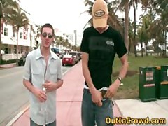 Young Dudes Having Outdoor Gay Sex 2 By OutInCrowd