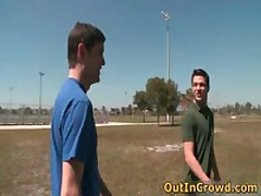 Horny Gays Have Some Outdoor Fuck 5 By Outincrowd