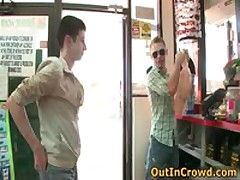 Horny Gay Gets Fuck In Public 7 By Outincrowd