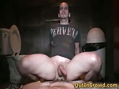 Horny Gays Sucking And Fucking In Restaurant 6 By OutInCrowd