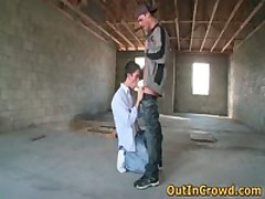 Twink Having Gay Sex On The Construction 3 By OutInCrowd