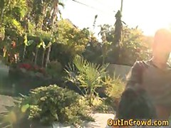Joey Ray Gay Outdoor Fucking 1 By Outincrowd