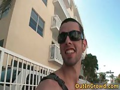 Hot Gays Sucking And Fucking On The Roof 2 By OutInCrowd
