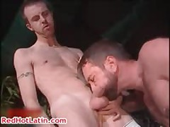 Will West, Brian Austin And Rick Leon Queer Groupsex 5 By RedHotLatin