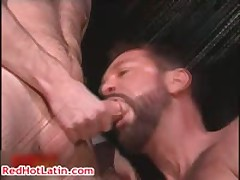 Will West, Brian Austin And Rick Leon Homo Manage A Trios 5 By RedHotLatin