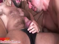 Dominik Rider And Dan Rhodes Queer Suck And Fuck Iron Four RedHotLatin