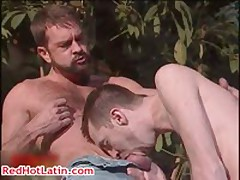 Will West, Brian Austin And Rick Leon Gay Porn Threesome 4 RedHotLatin