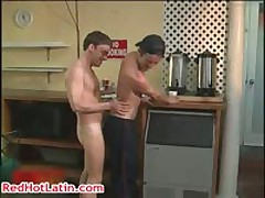 Scott Mann, Erik Mann, Ryan Foxx And Nino Gay Porn Threesome 4 RedHotLatin