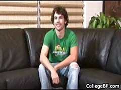 Glenn Philips Jerking His Fine School Weiner 1 By CollegeBF