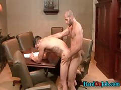 Two Horny Gay Guys Fucking And Sucking Cock 5 By HardOnJob