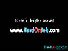 Horny Homo Orgy Free Porno On The Workfloor 2 By HardOnJob