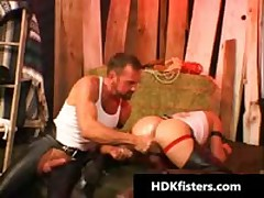 Very Extreme Homosexual Fisting Videos 1 By HDKfisters