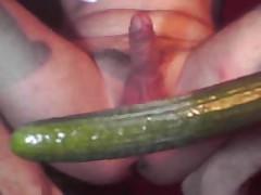 Ridding A Cucumber