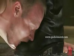 Strong Gay Master Of Fetish Sex