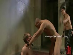 Hot Boys Learned How To Fuck In Bondage