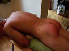 Ass Spank