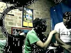 SUCKING AND CUMMING Whit ANOTHER Straight Friend Restaurant Waiter # 15 (Hidden Camera)