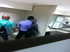 Spycam On Public Bathroom 11