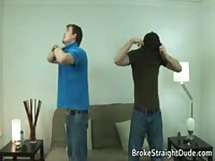 Queer Clip Of Braden And Jeremy Having Intercourse On A Couch 2 By BrokeStraightDude