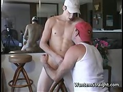 Steamy Heterosexual Men In Gay Sex Action Videos 2 By WantEmStraight