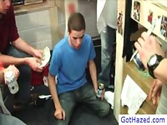 Group Of Guys Gets Homo Hazing By Gothazed