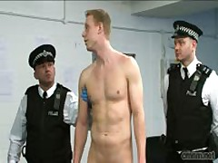 Police Strip Search