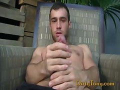 Giant Cock On Hot Straight Boy