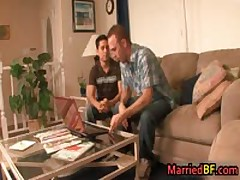 Married Hetero Bro Getting His Very First Gay Meatstick 20 By MarriedBF