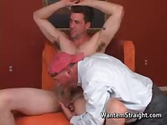 Aroused Heterosexual Men In Gay Sex Action Videos 5 By WantEmStraight