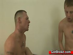 Broke Straight Cuty Sucks Gay Cock For Cash Gay Sex 6 By GotBroke