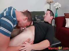Hunky Married Hetero Buddy Getting His Fine Arse Pounded 1 MarriedBF