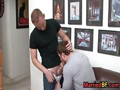 Hetero And Married Bro Getting His First Homosexual Ass Fuck 2 By MarriedBF