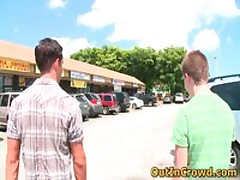 Hot Straight Hunks Get Outed In Public Places Gay Videos 8 By OutInCrowd