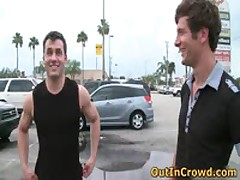 Hot Straight Hunks Get Outed In Public Places Gay Sex 1 By OutInCrowd